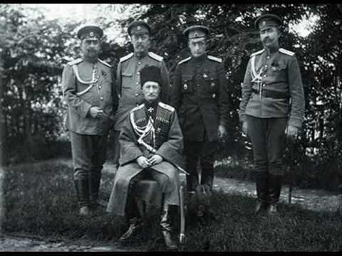 Farewell of Slavyanka military march