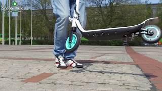Minimula Escooter, Testdrive, Anleitung, Review, Elektroscooter (DEU,GER)