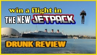 The NEW JetPack - JetPack Aviation JB9 - Drunk Tech Review