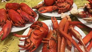 All You Can Eat Lobster - Fisherman's Wharf Buffet At Jackson Rancheria Casino Resort!!!