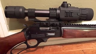 sightmark photon xt 4 6x42s unboxing and first look