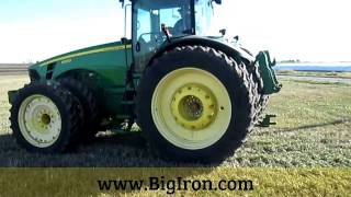 BIG IRON EQUIPMENT FOR SALE: 2006 John Deere 8530 Tractor