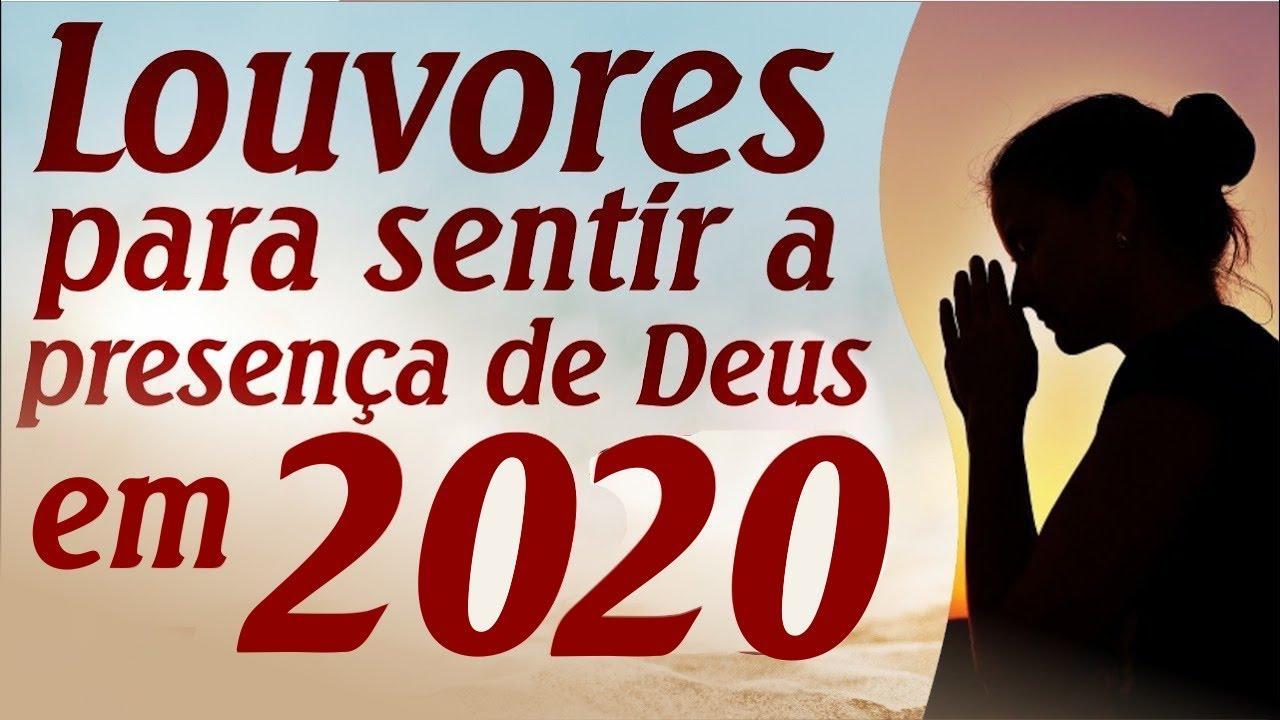 Louvores Para Sentir a Presença DEUS em 2020 - Melhores Musicas Gospel - Top 80 Hinos
