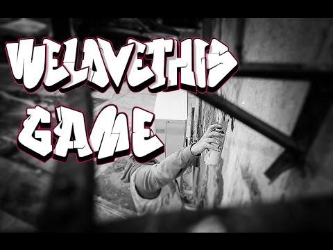 We Love This Game: Graffiti Bulgaria
