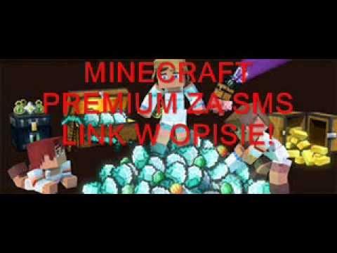 Minecraft Premium Za Sms