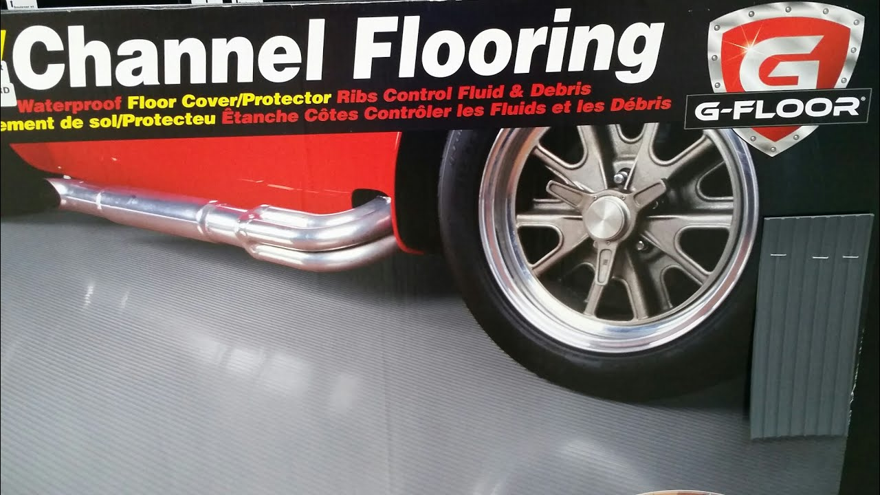 G floor channel flooring from costco youtube g floor channel flooring from costco dailygadgetfo Images