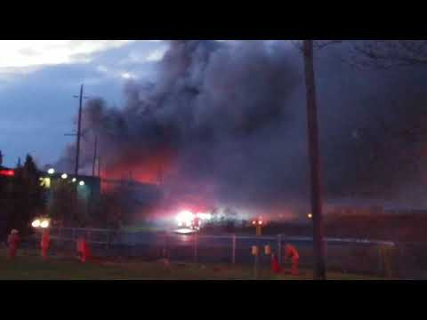 PALETTA INTERNATIONAL FIRE - Burlington ON  06DEC2017
