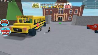 Roblox escaping from the bad school