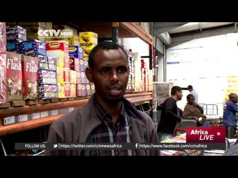 Somali refugee community thrives in Johannesburg, South Africa