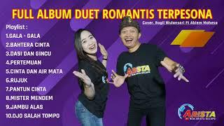 Full Album Duet Romantis Cover. Ragil Wulansari Ft Abiem Mahesa