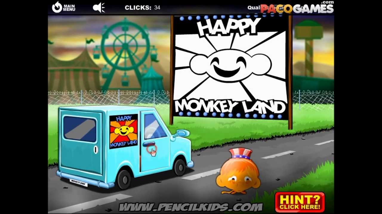 monkey go happy 6 video