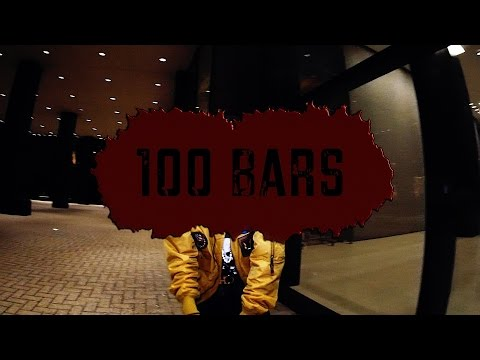 KP - 100 Bars (Official Music Video)