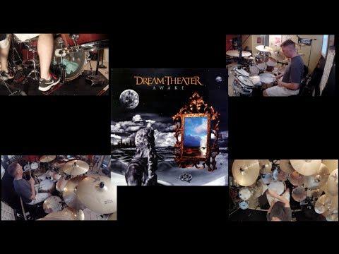 Erotomania-Dream Theater NEW Drum Cover by Chris DeChiara 2014