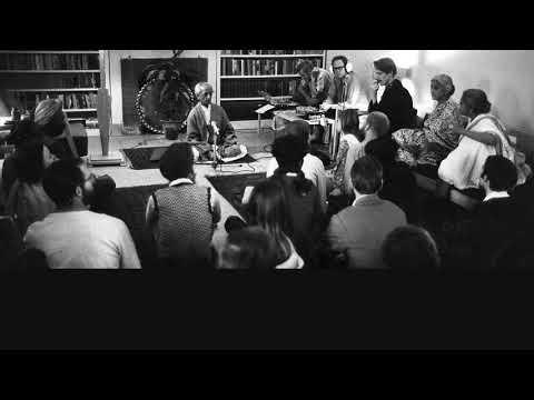 Audio | J. Krishnamurti – Rishi Valley 1978 – Small Group Discussion – The mind of Krishnamurti
