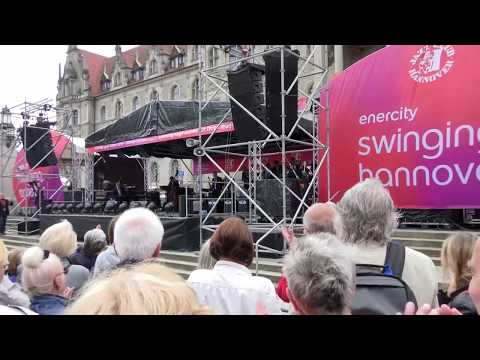 SWINGING HANNOVER 2017 - LOTHAR KRIST HANNOVER BIG BAND