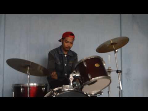Drum Cover Zigas - Sahabat Jadi Cinta By Aguz Ferdyyanto