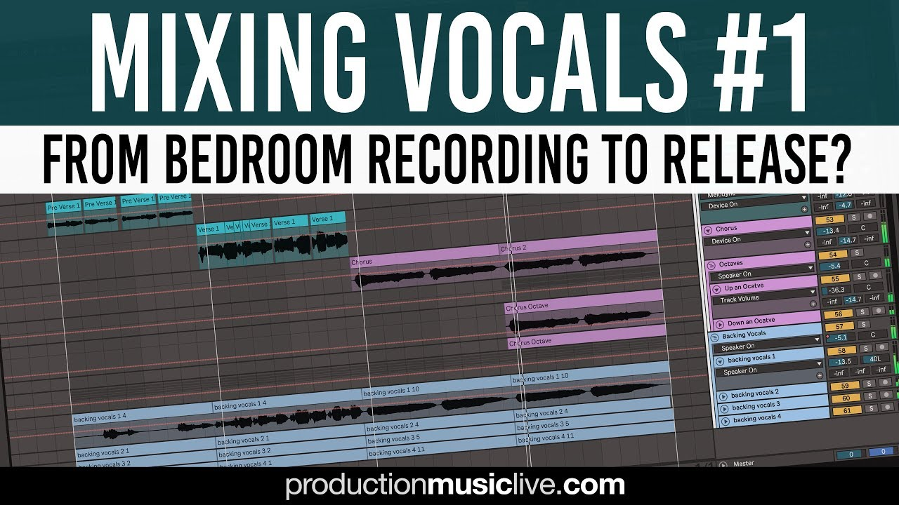 12 Best VST Plugins for Professional Vocal Mixing