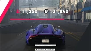 The Crew 2 Fastest Epic Hypercar Parts Farming & 600k Bucks/h - Latrell's Race Part 1 all shortcuts