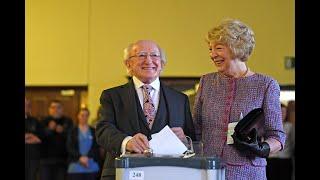 Irlanda vota elegir presidente y abolir la blasfemia