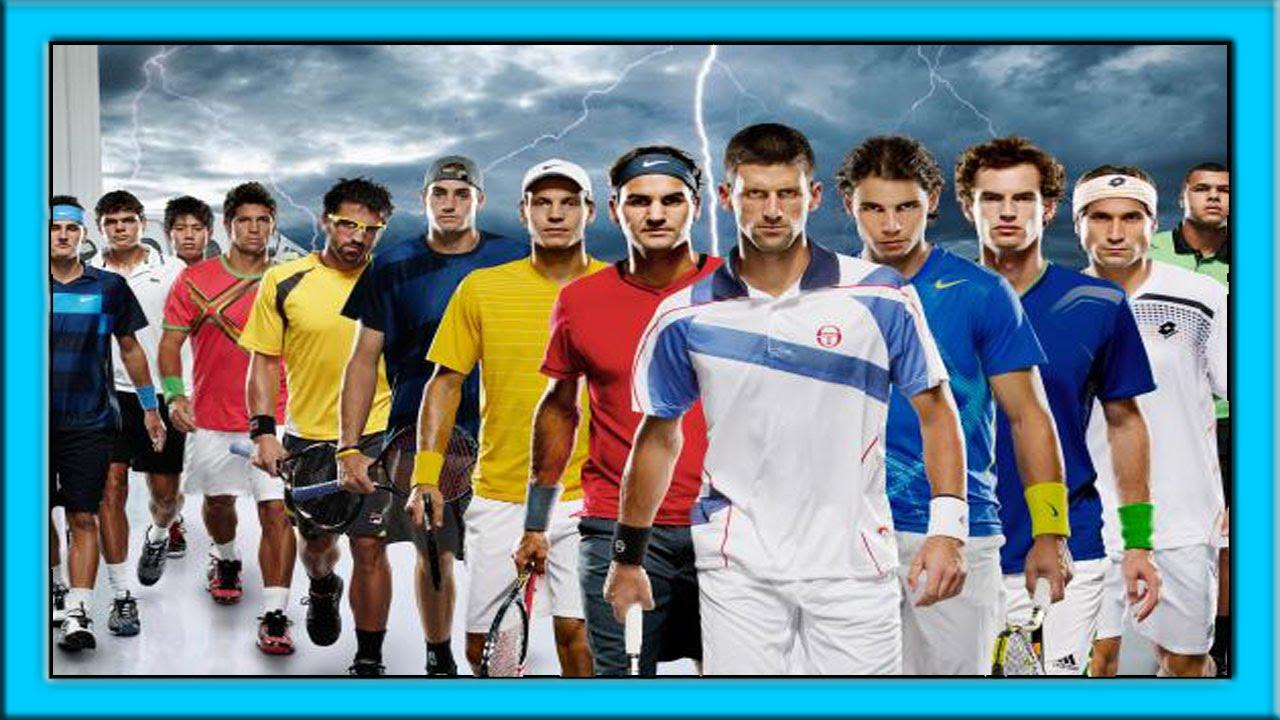 tennis top 10