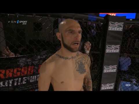 Fight Night West 3:  Dragan Pešic - Miroslav Štrbák
