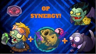 HUNTING GROUNDS + ENERGY DRINK ZOMBIE AND FRAIDY CAT OP!?!?| Pvz Heroes