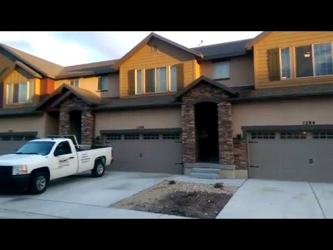 For Rent - 1284 Willowbrook Saratoga Springs, UT 84045