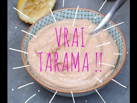 Le Vrai Tarama ... Tellement Facile à Faire! (Grèce)