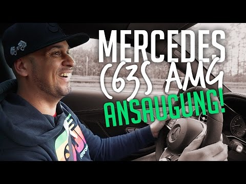 Thumbnail: JP Performance - Mercedes Benz C63s | Ansaugung