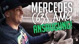 JP Performance - Mercedes Benz C63s   Ansaugung