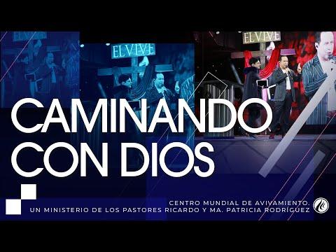 #204 Caminando con Dios (Vigilia Avivamiento) - Pastor Ricardo Rodríguez