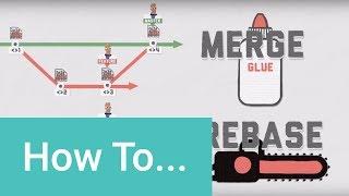 Git Basics: Merge and Rebase