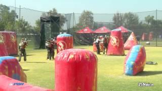 Los Angeles Infamous vs Baltimore Revo 2014 PSP West Coast Open Sunday Game 3