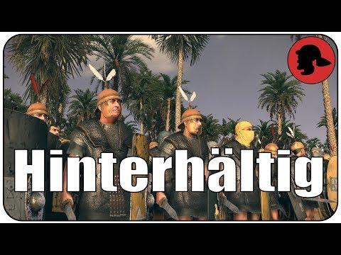 Total War Rome 2 - Hinterhältig ( Online Battle | German )