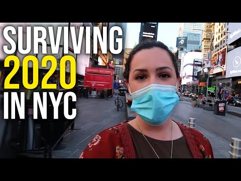 2020 year in review / life in NYC