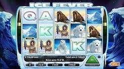 ICE FEVER ™ - a 5-reel online slot game at Goldruncasino