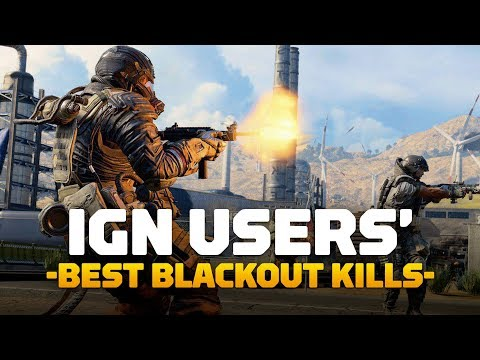 IGN Users' Best Kills in Call of Duty: Blackout