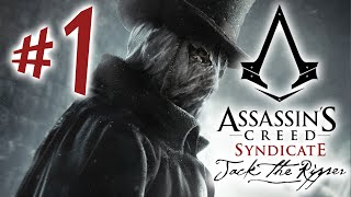 Скачать Assassin S Creed Syndicate Jack O Estripador Parte 1 Playstation 4 Playthrough PT BR