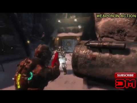 Dead Space 3 - How To Unlock Devil Horns (Strongest Weapon - 1 Shot Kill)