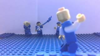 Lego I M Blue Da Ba Dee Stop Motion Music Video