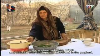 Азербайджанская Кухня.(Azərbaycan mətbəxti)