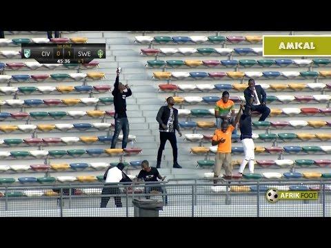 Côte d'Ivoire vs Suède (2-1) - Match amical