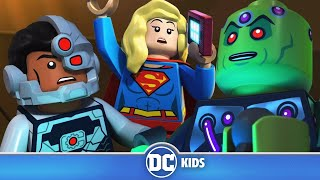 LEGO Justice League Cosmic Clash | Call For The Secret Weapon | DC Kids