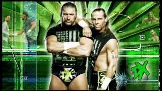 "WWE D-Generation X New 2015 ""Are you Ready?"" Theme Song"