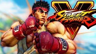 JEU DE BASTON ÉPIQUE! | Street Fighter 5 FR thumbnail
