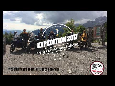 PycoAdventureTeam-EXPEDITION 2017-PART 02- Bosnia and Herzegovina-wild country and wild weather