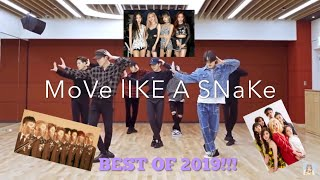 Random Dance Kpop challenge-2k19-{best of the year}