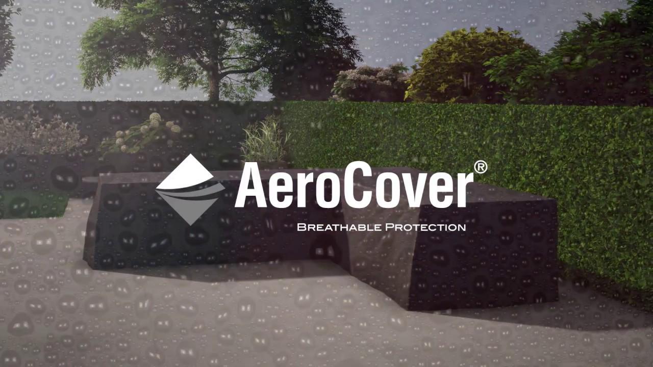 Aerocover Hochwertige Atmungsaktive Gartenmobel Abdeckhauben Youtube