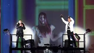 USJ カウントダウン2018 スペシャルライブVol 6 MITOMI TOKOTO・CYBER JAPAN DANCERS