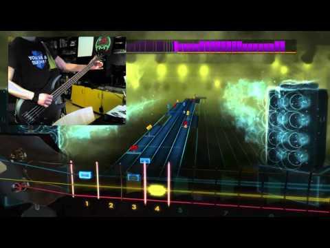 Panic Switch by Silversun Pickups (Rocksmith 2014 Bass Performance)
